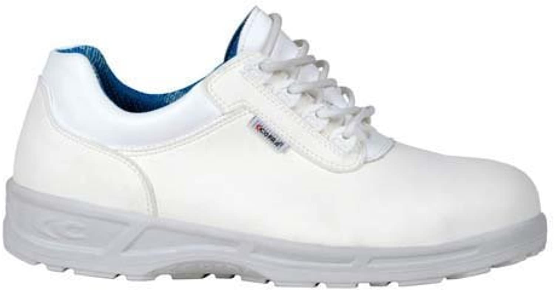 Cofra 76440 – 000.w37 zapatos, industria alimentaria,Pharm, tamaño 4, color blanco