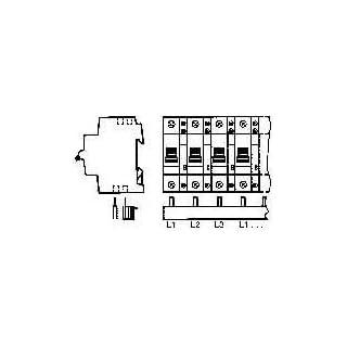 ABB Stotz S J Bus &PS 3 / 6/16 hours per M compact System pro compact Phasenschiene 4016779556606 M