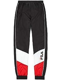 5d149baf2f412 Fila Men's 682364I22 Black Polyamide Pants