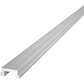 48 Aluminum Miter T Track With Miter T Bar By Peachtree