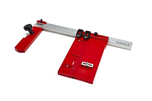 Clamp Edge-tool Guide (Bora 542008 Circular Saw Plate and Rip Guide System. Everything You Need to Make Straight Cuts of Any Length Up To 24 Wide by Bora)
