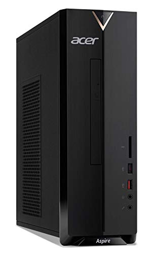 Acer Aspire XC-885 Desktop-PC (Intel Core i5-8400, 8GB RAM, 128GB SSD, 1000GB HDD, Nvidia GT 720 Windows 10 Home) schwarz