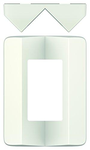 Preisvergleich Produktbild Theben Eckmontagewinkel theLuxa P, weiß, 9070904