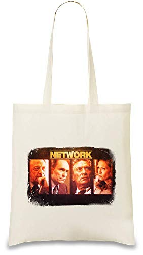 Film Network Fernsehen Nachrichten - Movie Network Television News Custom Printed Tote Bag| 100{8fed0bc50c6d1f816a4137a80ff49e4d4eb2dad753a4df1065a1960bc5d5de72} Soft Cotton| Natural Color & Eco-Friendly| Unique, Re-Usable & Stylish Handbag For Every Day Use|