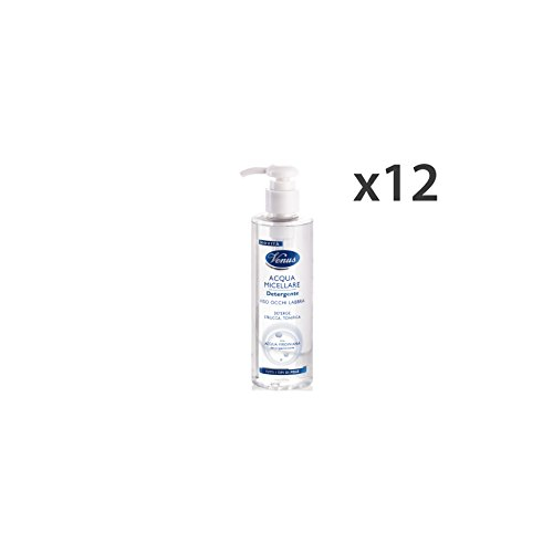 Set 12 VENUS Acqua Micellare Detergente 200 Ml. Cura del viso