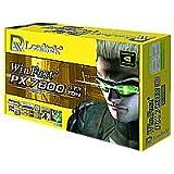 Leadtek WINFAST GF PX7800GTX NVIDIA Geforce 7800 GTX Grafikkarte 256MB DDR Ram PCI Express (PCI16X-EX DUAL-DVI TVO VIVO)