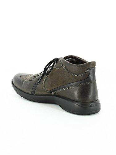 Stonefly , Chaussures de ville à lacets pour homme Gris - gris