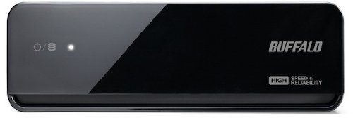 Buffalo HD-AVS1,0U3-EU DriveStation Media externe Festplatte 1TB (8,9 cm (3,5 Zoll), USB 3,0) schwarz