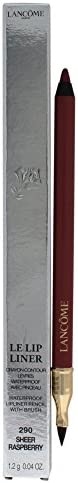 Le Lip Liner by Lancome 290 Sheer Raspberry 0.04 Ounce