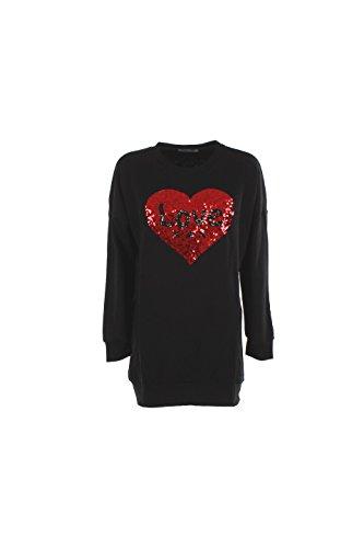 Loja De Arte Nero Damen Sweatshirt