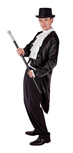 P'TIT Clown re83493 - Costume adulte luxe queue de pie homme, L/XL