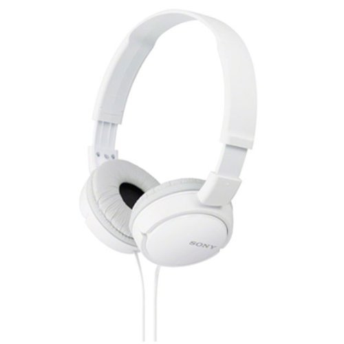 Sony MDR-ZX110A Stereo Headphone (WHITE)