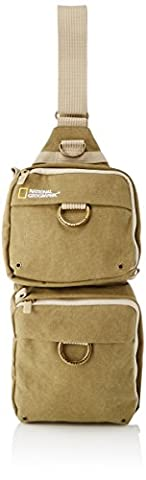 National Geographic Sling Bag for Mirrorless System Cameras and 2 Lenses