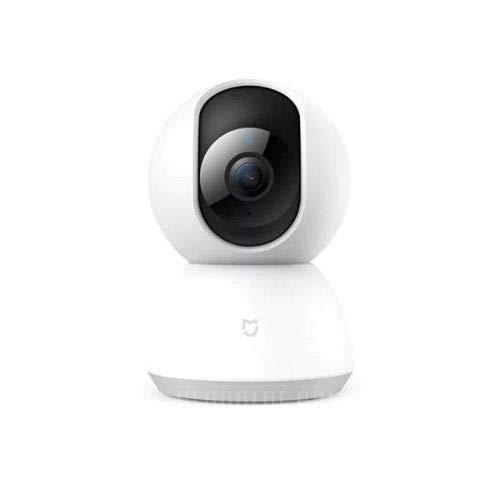 Xiaomi Mi Home Security Camera 360° Telecamera di sicurezza IP Interno Lampadina Ceiling/Wall/Desk 1080p