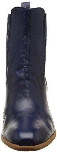 Donna Piu - Palma, Stivali Donna Blu (Bleu (Guanto Blue))