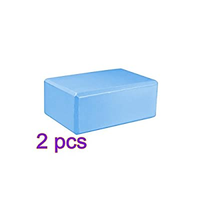 Yoga Block Yoga Pilates Foam Brick Stretch Health Fitness Exercise Tool