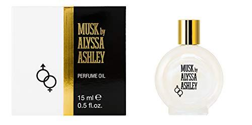 Alyssa Ashley Musk Perfume Oil, 15 ml