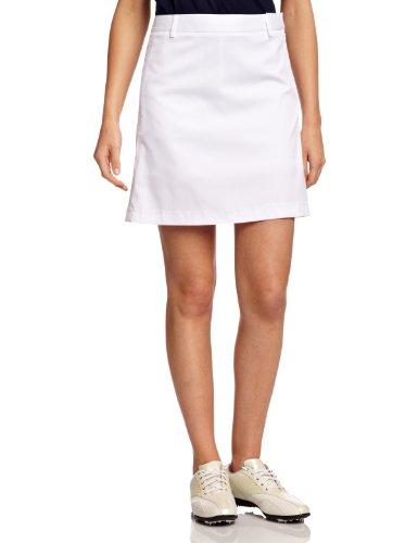 Cutter Buck & Kick-Jupe à plis en tissu DryTec Femme Blanc - blanc