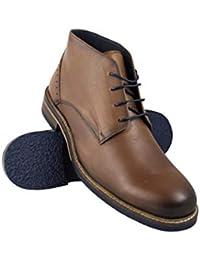 715e5e9f5 Amazon.es  ZERIMAR - Botas   Zapatos para hombre  Zapatos y complementos
