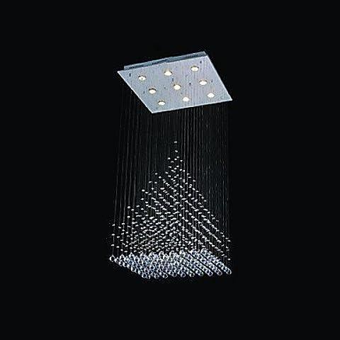 ASNSWDC® cristal k9 escaleras habitaciones araña de estar dedicados , 220-240V