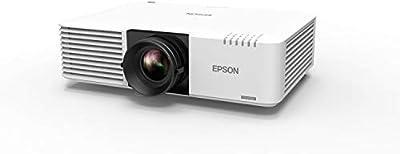 Epson EB-L400U WUXGA Laser Projector, White
