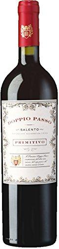 Doppio Passo - Salento Primitivo IGT Rotwein halbtrocken 13% Vol. - 0,75l