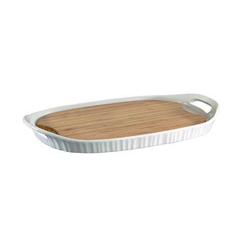 corningware-french-white-iii-platter-with-wood-insert-by-world-kitchen-pa