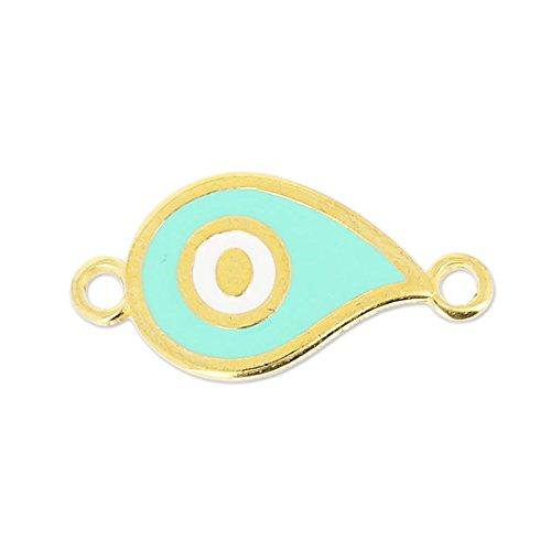 separatore-goccia-occhio-con-smalto-epossidico-22x11-mm-mint-dorato-x1