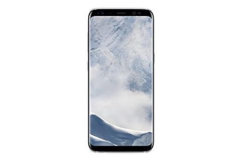 Samsung Galaxy S8 64Go Argent polaire