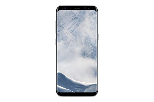 Samsung Galaxy S8 Smartphone débloqué 4G (Ecran : 5,8 pouces - 64 Go - 4 Go RAM - Simple Nano-SIM - Android Nougat 7.0) Argent