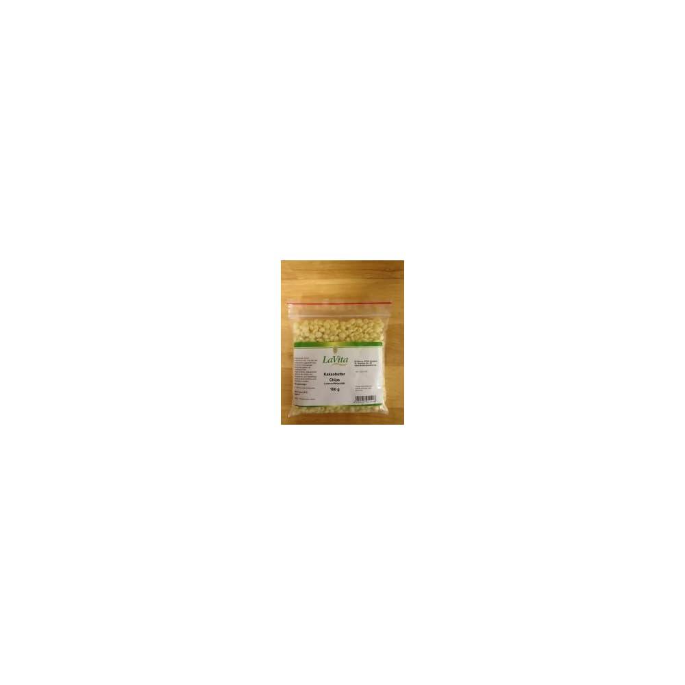 Kakaobutter Chips Lebensmittelqualitt 100g