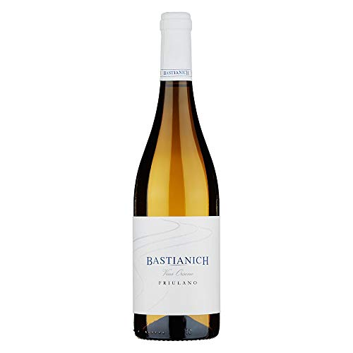 Vino bianco friulano bastianich bottiglia 75cl - 6 bottiglie