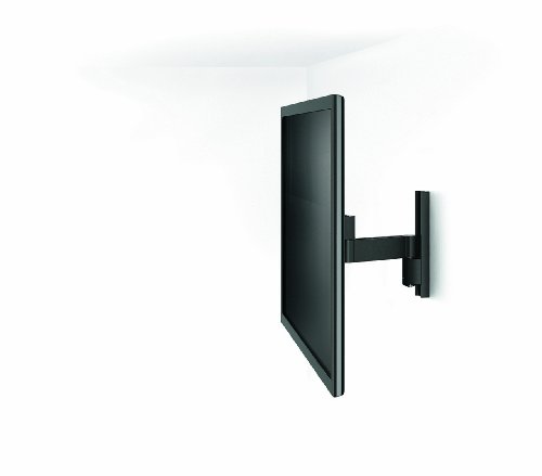 Vogels Wall 1025 Wall Mount 17 Inches to 26 Inches for LCD / LED / Plasma TVs Pivots and Tilts Maximum Load 15 kg Black