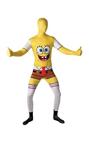 Rubie's Offizielles Spongebob-Schwammkopf-Kostüm, zweite - Spongebob Schwammkopf Und Patrick Kostüm