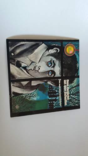 Club der Detektive - das gesicht an der scheibe / die jagd nach johnny geest - Kriminalspiele auf vinyl LP record