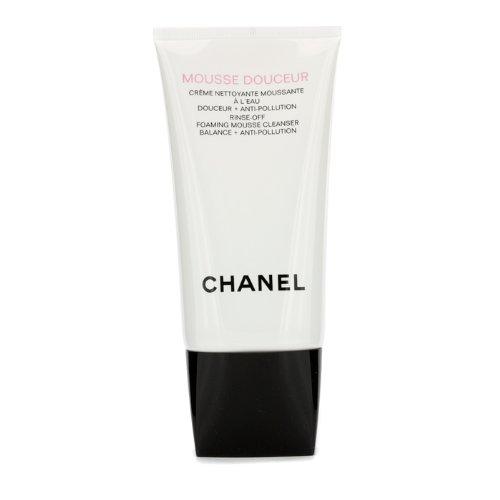 CHANEL MOUSSE DOUCEUR Crema Detergente Schiumogena Delicatezza + Anti Inquinamento Tubo 150 ml