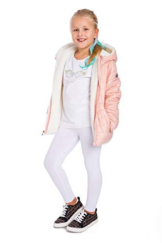 SOFTSAIL - Leggings de algodón para niñas