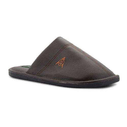 Dunlop , Herren Hausschuhe Braun
