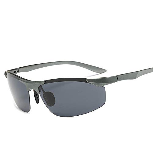 Sonnenbrille Polarized Bicycle Herren- und Damenfahrradbrille UV400 Geeignet zum Angeln, Laufen, Fahren, Golfen @ 1