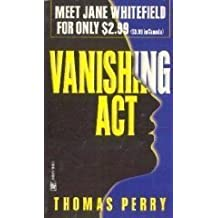 Vanishing Act by Thomas Perry (1997-01-06)