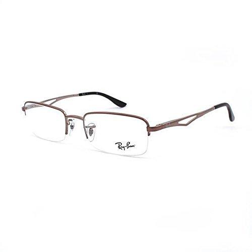 f6508fe2604 Designer Glasses Frame Ray Ban Vista RX6163 LIGHT BROWN GLOSS   BROWN  (RX6163-2531