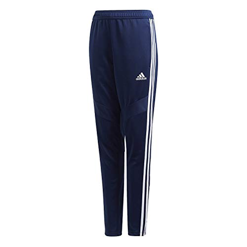 adidas Kinder Tiro19 Training Pants Trainingshose, Dark Blue/White, 176 (Tiro Pants Adidas Training)
