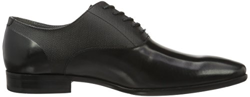 Aldo Piccadilly, Scarpe Stringate Basse Oxford Uomo Nero (Black Leather/97)