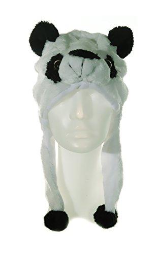Mütze ''Tier'' - Waschbär | Karneval | Fasching | Kostümzubehör | Outfit |...