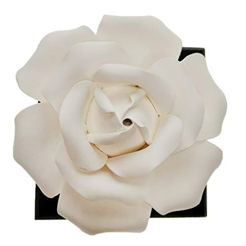 Homyl Diffuseur De Parfum D'ambiance Huile Essentielle De Fleur De Rose En Céramique
