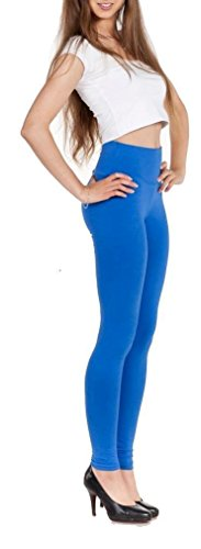 AE - Legging - Femme Bleu - Bleu
