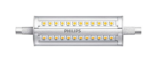Philips corepro luce led dimmerabile neutra trasparente for Alogena r7s led