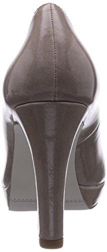 s.Oliver 22400 Damen Pumps Braun (Pepper Patent 313)