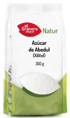 Azucar de Abedul Xilitol Ecológico 350g de Granero