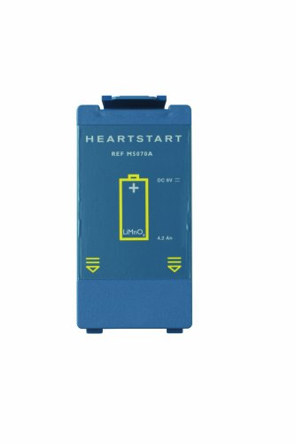Lithiumbatterie für Philips HeartStart HS1 Defibrillator